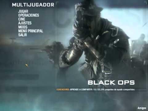 ¡Graba conmigo! Call of Duty Black Ops PC ..LEE DESCRIPCION