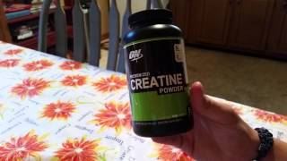 Optimum Nutrition Creatine Review