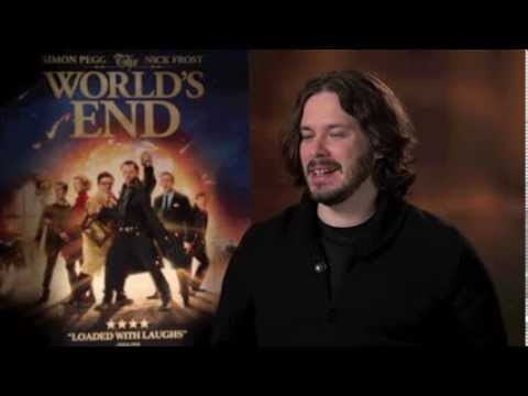 Edgar Wright on the Cornetto Trilogy