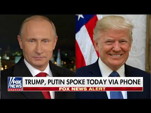 Putin Thanked Trump After CIA Info Foiled Bombing