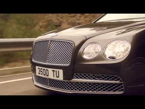 De Bentley Flying Spur 2014
