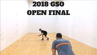 What a Racquetball Rally between Miranda (BOL) and Fernandez (MEX)