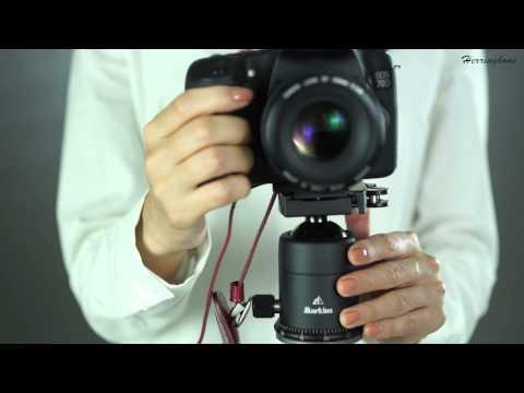 Installing Canon EOS-70D Edition Herringbone Hand Strap on Canon