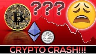 Bitcoin Crash, When Trolley? ETH LTC XRP BCH ADA XLM NEO EOS DASH NEM TRON VEN ZRX