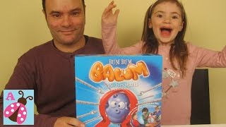 Jugando con mi padre a Bum Bum Balum! BOOM BOOM BALLOON Game Review