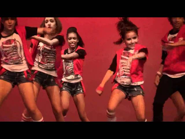 Next Generation Dancers - Sierra Neudeck - Floor Rookies (The Rage) | DanceOn Network