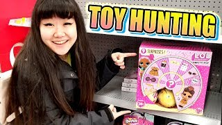 New Toys EVERYWHERE!!! - Toy Hunting - LOL Surprises, Surprise Blind Bags, Funko Pops and MORE!