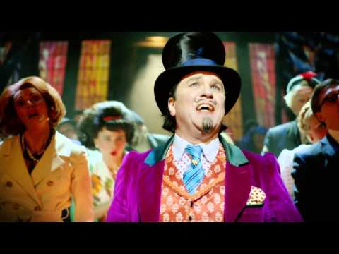 Charlie And The Chocolate Factory - Theatre Royal Drury Lane video