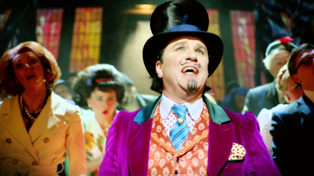 Charlie And The Chocolate Factory Drury Lane