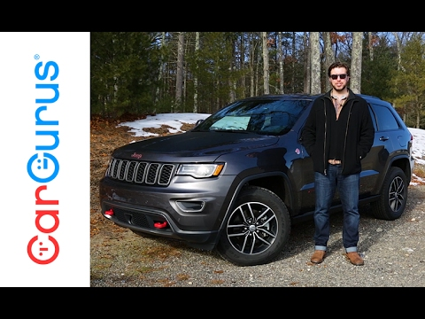 2017 Jeep Grand Cherokee   CarGurus Test Drive Review