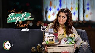 Raveena Tandon & Rocky S On The Show Not Just Supper Stars | Promo | Streaming Now On ZEE5