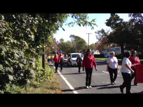 2012 Neptune High School Homecoming Parade 10/20/12