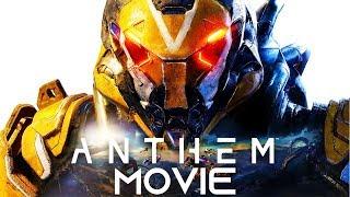ANTHEM All Cutscenes (Game Movie) 1080p 60FPS