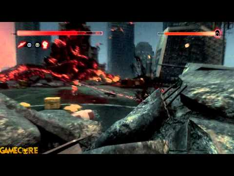 Prototype 2 - James Heller vs Alex Mercer (Ending)