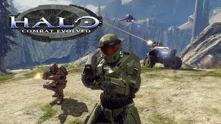 Halo 1: Combat Evolved Campaign Playthrough EP.2