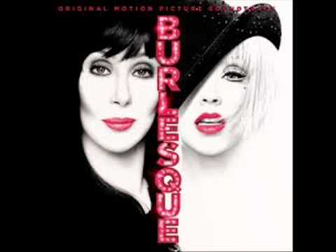 Burlesque - Diamonds Are A Girl's Best Friend - Marilyn Monroe and Christina Aguilera