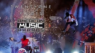Download Lagu twenty one pilots - Heathens & Stressed Out (Live at AMAs 2016) 1080p HD Gratis STAFABAND