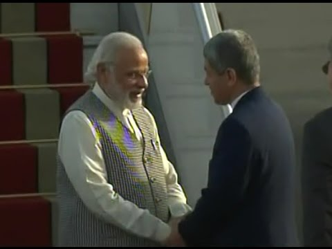PM Modi reaches Tehran, Chahbahar Port pact to be signed