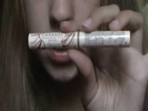Обзор на косметику caramel - youtube.