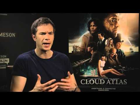 JAMES D'ARCY - CLOUD ATLAS INTERVIEW