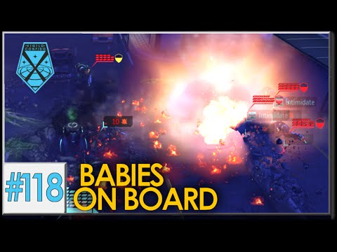 XCOM: War Within - Live and Impossible S2 #118: Babies on Board