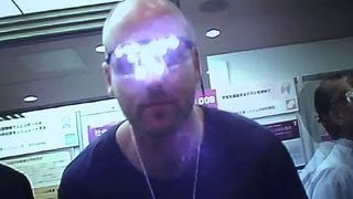 Crave - Jam surveillance cameras with these fashionable LED glasses, Ep. 125