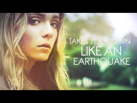 Em Rossi - Earthquake Lyric Video