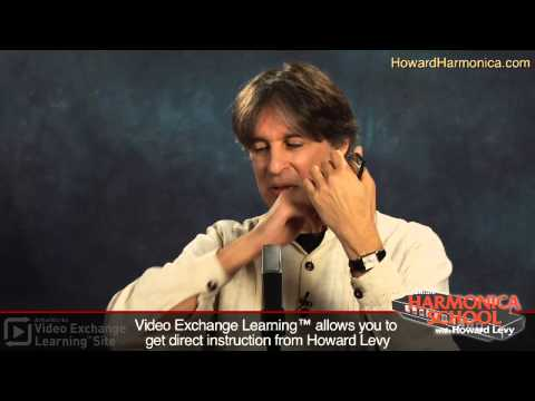 Harmonica Lessons: Smooth Breathing with Howard Levy