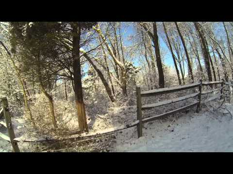 Winter Wonderland Dec 11,2013 video