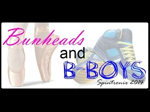 "SIG 14 ""Bunheads and B-Boys"" at Nixa High School"