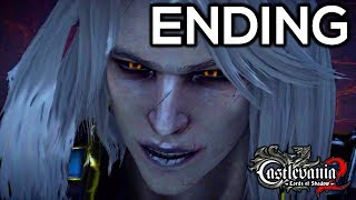 Castlevania Lords of Shadow 2 Revelations DLC Ending + Zobek's Lieutenant Boss Fight