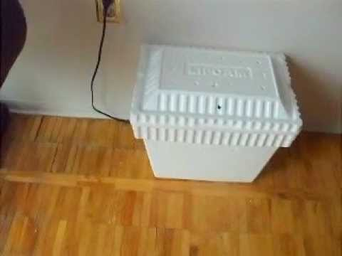 Cheap. Easy Homemade Reptile Incubator