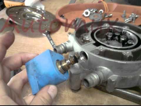 Газовый редуктор ремонт своими руками