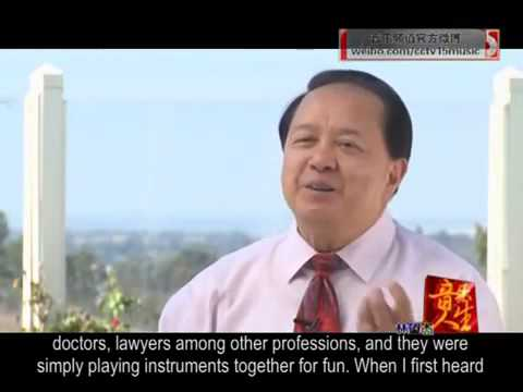 "Maestro Jahja Ling on China Central Television, ""Musical Life"""