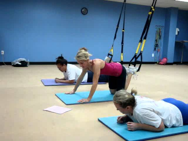 TRX Planks - Straubs Fitness Goshen Sports Complex