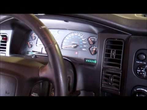 2001 Dodge Dakota - How To Remove The Dash Cowl