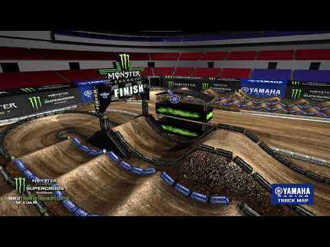 2018 Yamaha Track Map: St. Louis