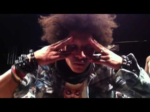 Juste Debout Japon LES TWINS Final 2011. 1. 11 tokyo hip hop