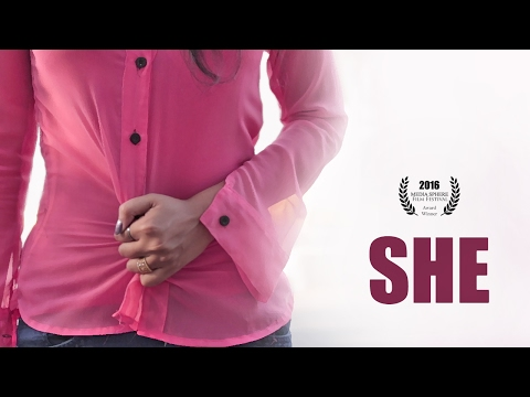 SHE || Telugu Short Film 2016 || Directed by Vijay Bharath