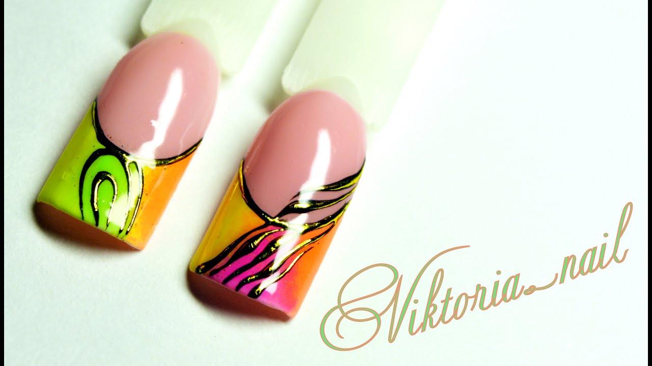 Как сделать гель-краску для ногтей