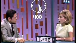 PASSWORD 1966-10-03 Carol Burnett & Ross Martin