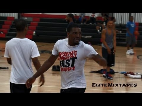 Darius Johnson-Odom Lights It Up! JDL Elite Open Runs 5/16/2013
