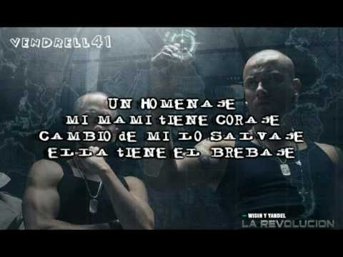 Wisin Y Yandel - Gracias A Ti Lyrics | MetroLyrics