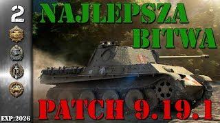 Pudel - Najlepsza bitwa 9.19.1 - World of Tanks