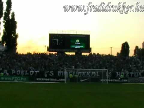 Ferencváros - ZTE 4-1 2009/10 I. ( HELL )
