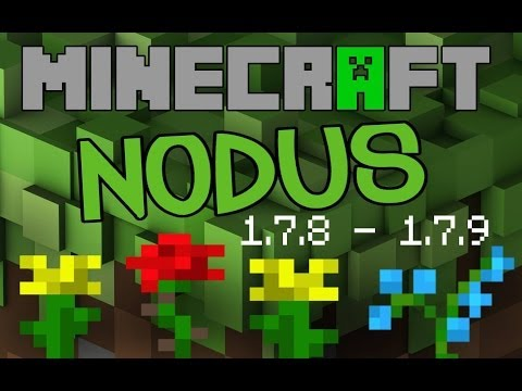 Minecraft 1.7.8 - 1.7.10 : Hacked Client - NODUS ! - by Sir Java ! [HD]
