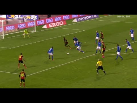 Belgium vs Italy 3-1 All Goals & Highlights ( Friendlies ) 2015