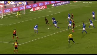 Belgium vs Italy (3-1) All Goals & Highlights