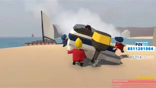 [Hindi]EK AUR BAAR HUMAN FALL FLAT #2 | TO MUCH FUNNY GAME | SUBSCRIBE ND JOIN | #HUMANFALLFLAT