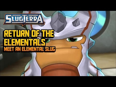 Slugterra: Return of the Elementals  - Meet an Elemental Slug
